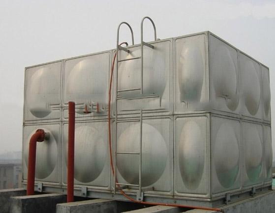 不锈钢水箱出水管位置如何确定?(图2)